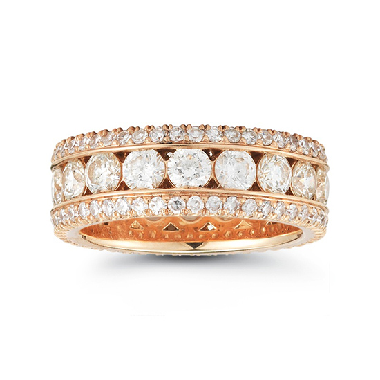 The Rose Gold Bobby Band