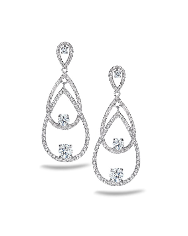 Forevermark Embrace Earrings