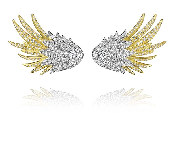 Forevermark Wing Earrings