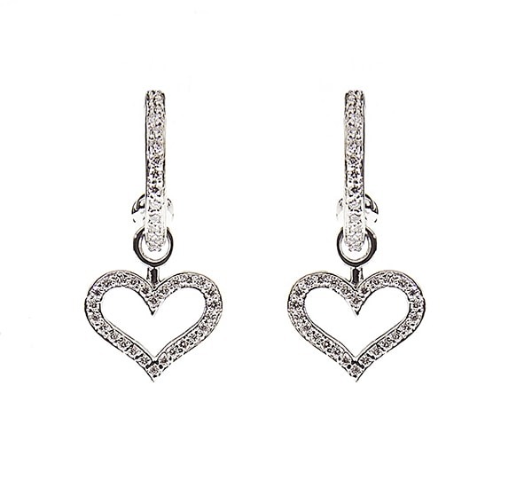 Sign Of The Times Earrings