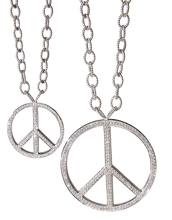 Sign Of the Times Peace Sign
