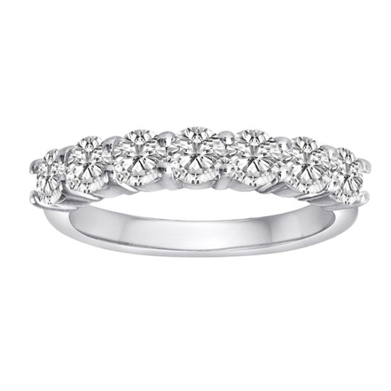 Forevermark 5 Stone Ring by Galili & Co