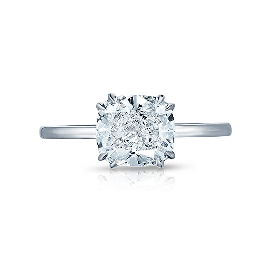 The Cushion Cut DE Solitaire 2000 | Marisa Perry by Douglas Elliott