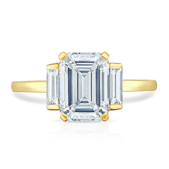 The Rosie Ring 18K Yellow Gold | Marisa Perry by Douglas Elliott