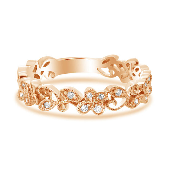 Filigree Butterfly Band