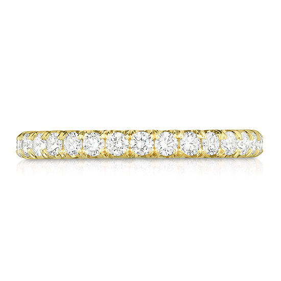 Three Point Band 18K Yellow Gold | Marisa Perry by Douglas Elliott