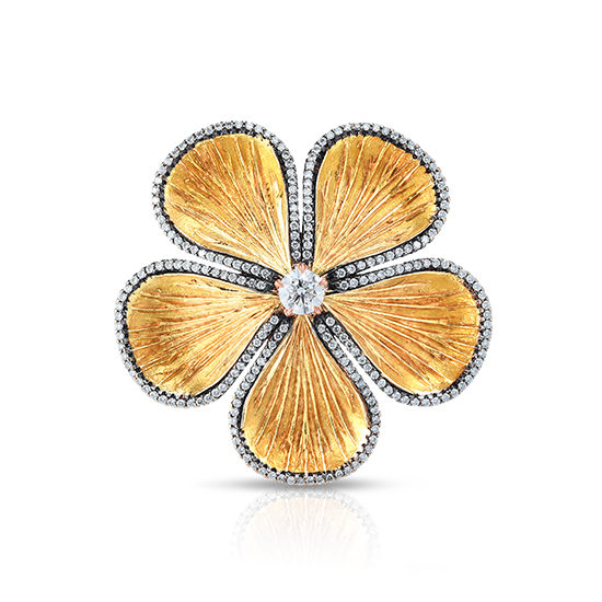 Marisa Perry Flower Ring | Marisa Perry by Douglas Elliott