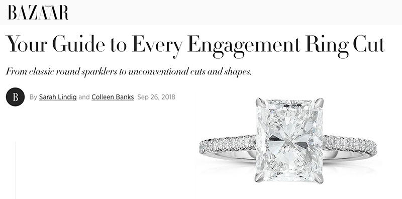 Your Guide to Every Engagement Ring Cut
