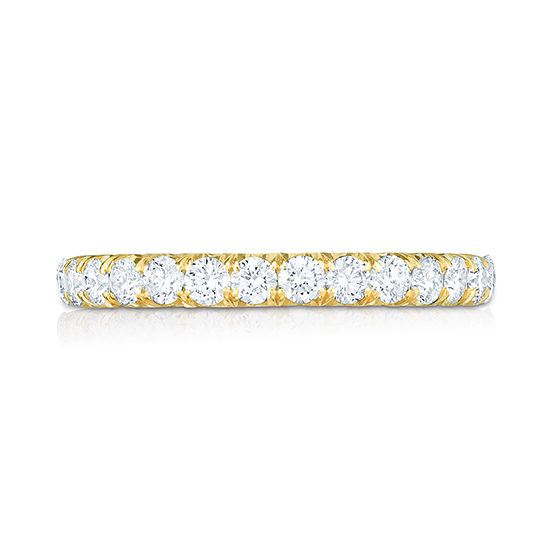 Four Point Band 18k Yellow Gold   Marisa Perry by Douglas Elliott