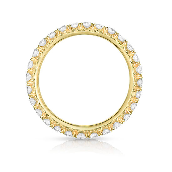 Four Point Band 18k Yellow Gold | Marisa Perry by Douglas Elliott