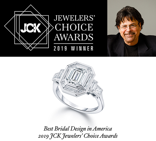 JCK Jewelers' Choice Awards Best Bridal Design 2019