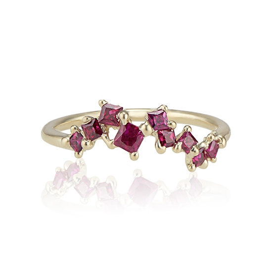 A Story In Ruby Ring | TER