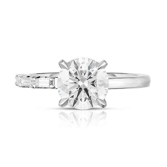 1.70 carat Round Brilliant Robin Ring | Marisa Perry by Douglas Elliott