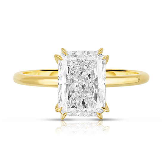 2.51 Carat Radiant Cut DE 2000 | Marisa Perry by Douglas Elliott
