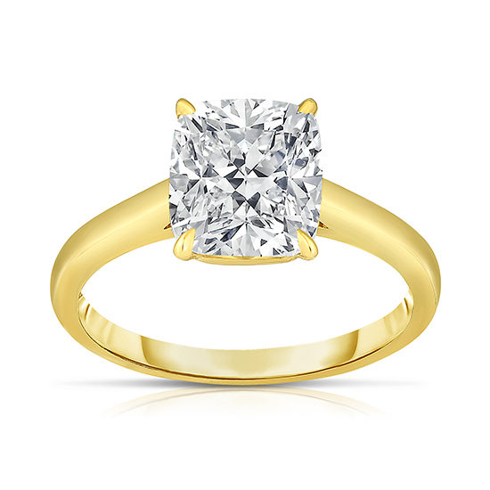 The Royal Setting with a Cushion cut Diamond | Marisa Perry by Douglas Elliott