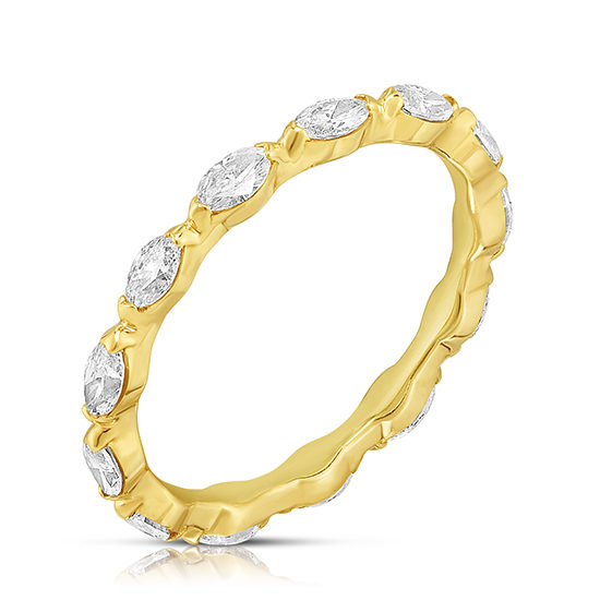 East to West Marquise Band 18k Yellow Gold | Marisa Perry by Douglas Elliott