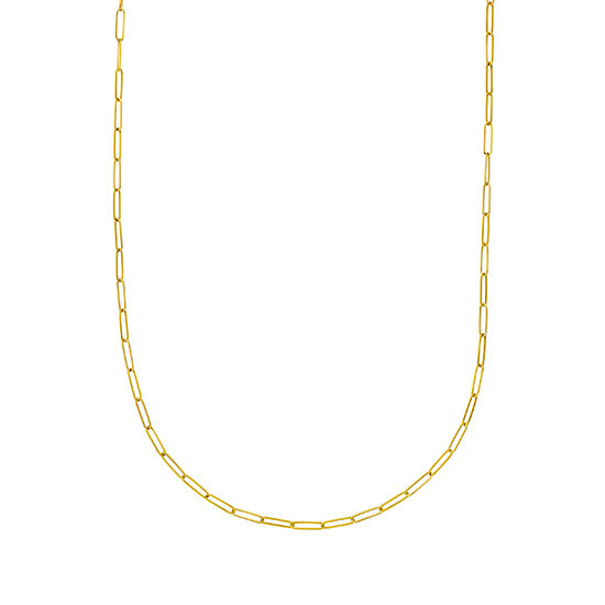The Boyfriend Chain 14k Yellow Gold