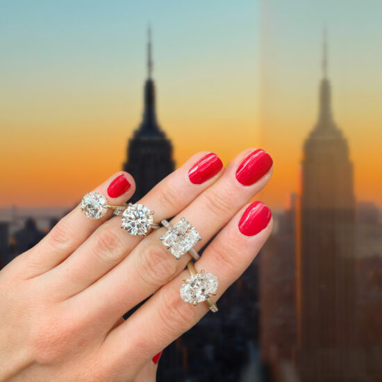 How NOT to wear your Engagement Ring