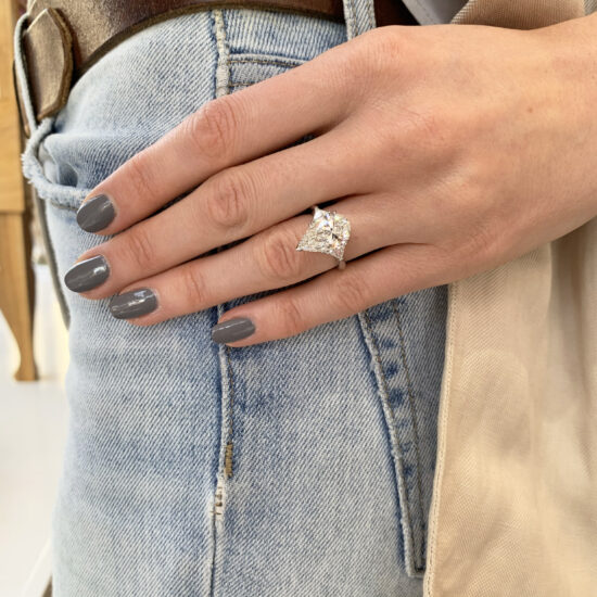 How to choose the Diamond Shape for you