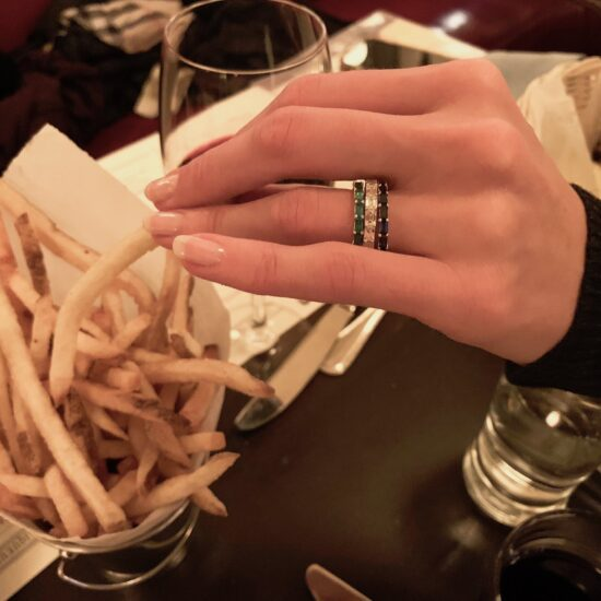 The best french fries in NYC